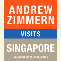 Andrew Zimmern visits Singapore Cover