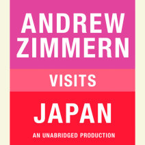 Andrew Zimmern visits Japan Cover