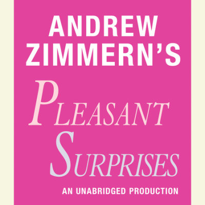 Andrew Zimmern's Pleasant Surprises cover