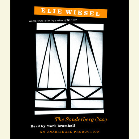 The Sonderberg Case by Elie Wiesel