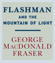 Flashman and the Mountain of Light Cover