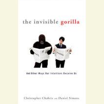 The Invisible Gorilla Cover