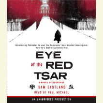 Eye of the Red Tsar Cover