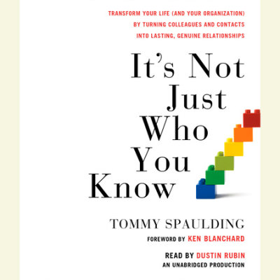 It's Not Just Who You Know cover