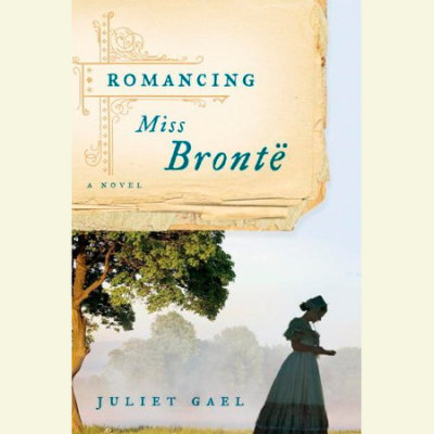 Romancing Miss Bronte cover