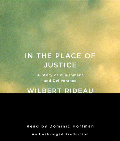 In the Place of Justice cover