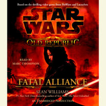 Fatal Alliance: Star Wars (The Old Republic) Cover