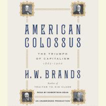 American Colossus Cover