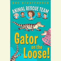Animal Rescue Team: Gator on the Loose! Cover