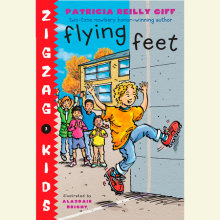 Flying Feet Cover