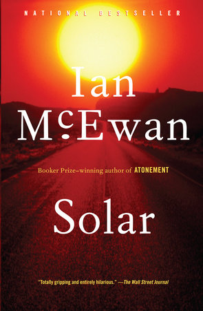 Solar Book Cover Picture