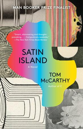 Satin Island by Tom McCarthy