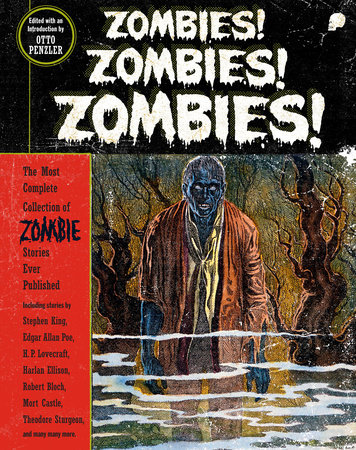 Zombies! Zombies! Zombies! by Otto Penzler