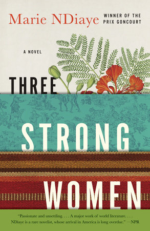 Three Strong Women Book Cover Picture