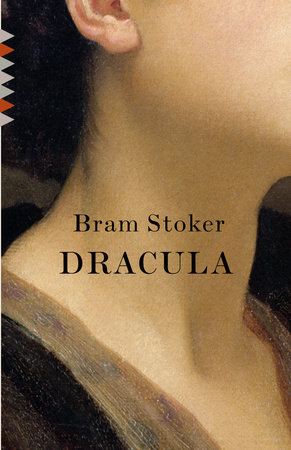 The cover of the book Dracula