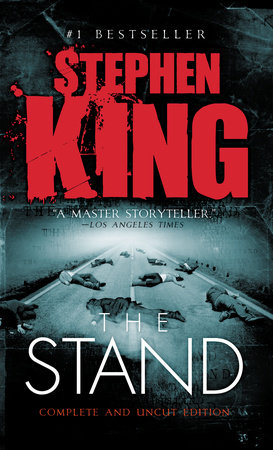 The Stand Book Cover Picture
