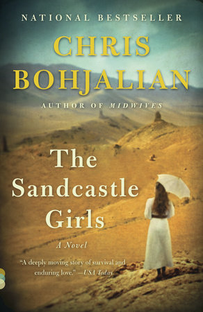 Image result for The sandcastle girls : novel Chris Bohjalian. : Bohjalian, Chris,  The secret chord Geraldine