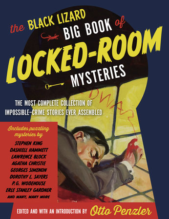 The Black Lizard Big Book of Locked-Room Mysteries by Otto Penzler