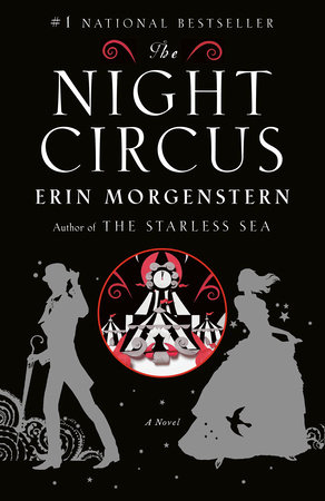 The cover of the book The Night Circus