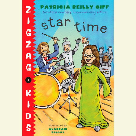 Star Time by Patricia Reilly Giff