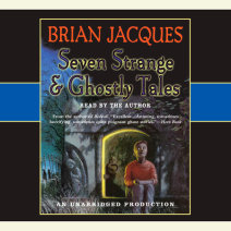 Seven Strange & Ghostly Tales Cover