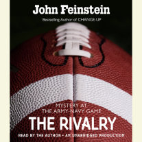 The Rivalry: Mystery at the Army-Navy Game (The Sports Beat, 5) Cover