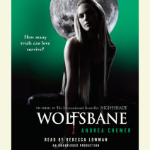 Wolfsbane: A Nightshade Novel Cover
