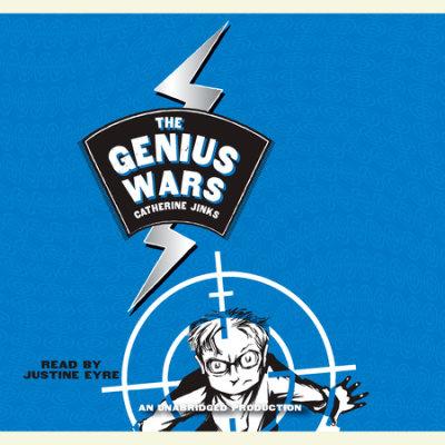 Genius Wars cover