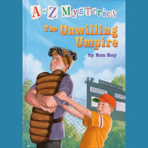 A to Z Mysteries: The Unwilling Umpire Cover