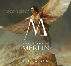 The Wings of Merlin Cover