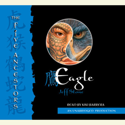 The Five Ancestors Book 5: Eagle cover