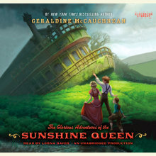 The Glorious Adventures of the Sunshine Queen Cover