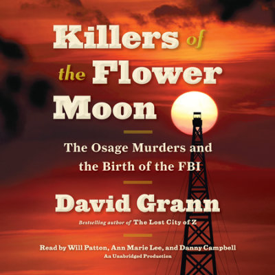 Killers of the Flower Moon cover