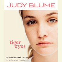 Tiger Eyes Cover