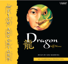 The Five Ancestors Book 7: Dragon Cover