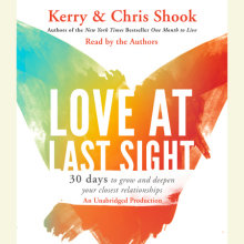 Love at Last Sight Cover