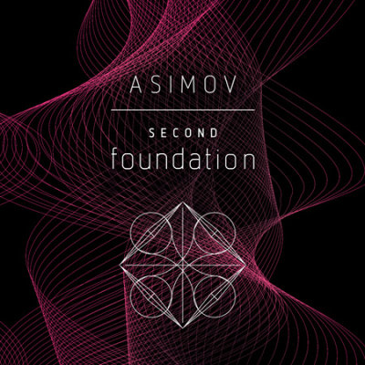 The Second Foundation cover