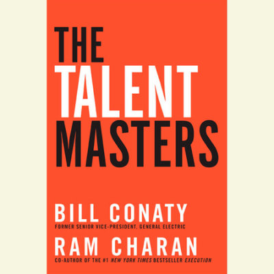 The Talent Masters cover