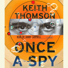 Once a Spy Cover