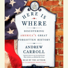 Here Is Where Cover