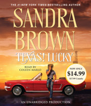 Texas! Lucky Cover