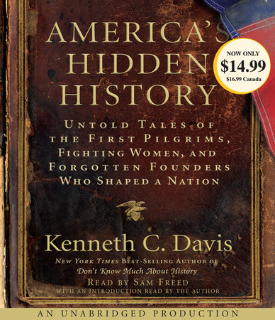 America's Hidden History cover