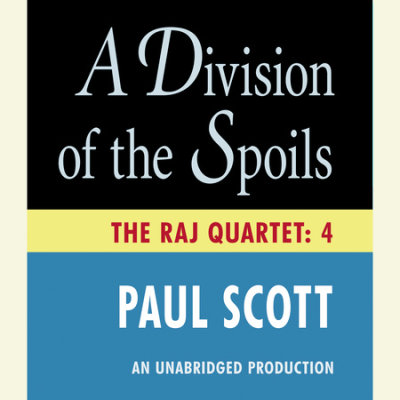 A Division of the Spoils cover