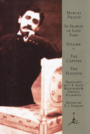 In Search of Lost Time, Volume 5 by Marcel Proust