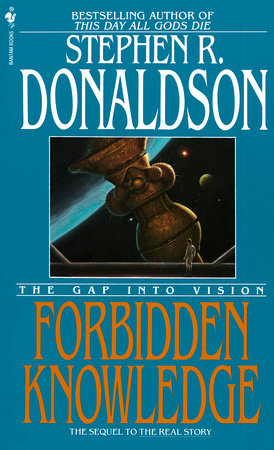Forbidden Knowledge by Stephen R. Donaldson