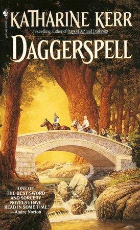 Daggerspell by Katharine Kerr