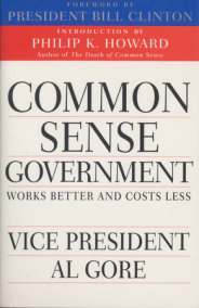 Common Sense Government