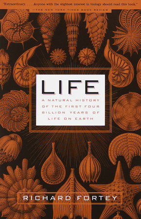 Life by Richard Fortey