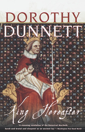 King Hereafter by Dorothy Dunnett