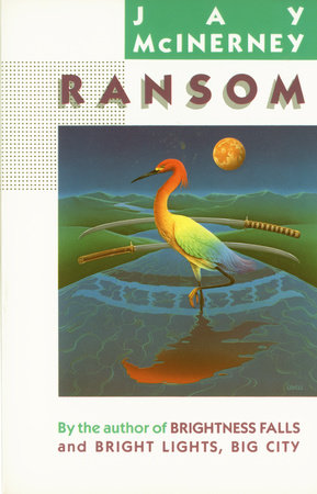 RANSOM by Jay McInerney